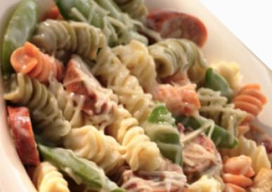 Ricette per cucinare la pasta tricolore